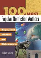 100 Most Popular Nonfiction Authors