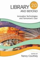 Library 2.0 and Beyond