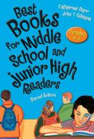 Best Books for Middle School and Junior High Readers