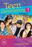 Teen Genreflecting 3