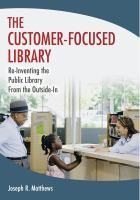 The Customer-focused Library