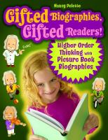 Gifted Biographies, Gifted Readers!
