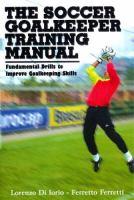 Goalkeeper Training Manual