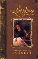 The Lost Prince of Samavia