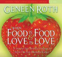 When Food Is Food & Love Is Love