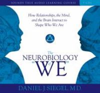 """The Neurobiology of """"we"""""""