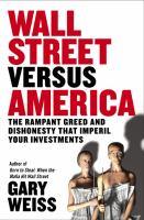 Wall Street Versus America