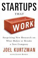 Startups That Work