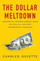 The Dollar Meltdown