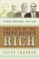 The Last of the Imperious Rich