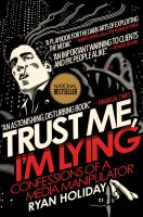 Trust Me, I'm Lying