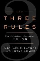 The Three Rules