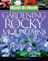 Gardening in the Rocky Mountains