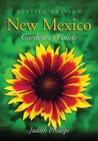 New Mexico Gardener's Guide