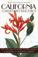 California Gardener's Resource