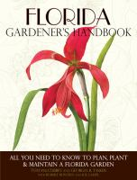 Florida Gardener's Handbook
