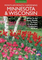 Minnesota & Wisconsin Month-by-month Gardening