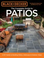 The Complete Guide to Patios