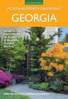 Georgia Month-by-month Gardening