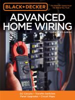 Advanced Home Wiring