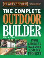 The Complete Outdoor Builder