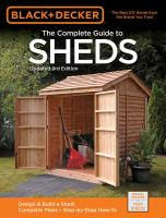 The Complete Guide to Sheds