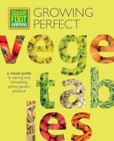 Growing Perfect Vegetables