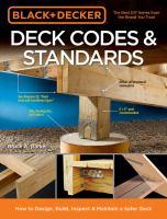 Deck Codes & Standards