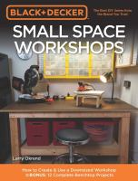 Black + Decker Small Space Workshops