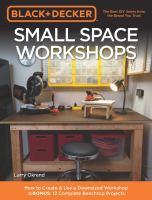 Black + Decker Small Space Workshops