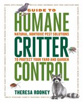 The Guide to Humane Critter Control
