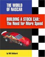 Building A Stock Car