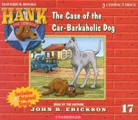 The Case of the Car-barkaholic Dog
