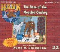 The Case of the Measled Cowboy
