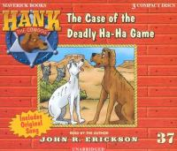 The Case of the Deadly Ha-ha Game