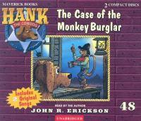 The Case of the Monkey Burglar