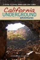 California Underground Adventures