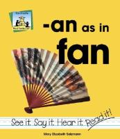An as in Fan