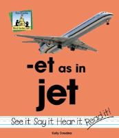 Et as in Jet