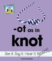 Ot as in Knot