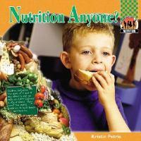 Nutrition Anyone?