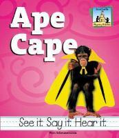 Ape Cape