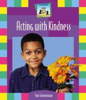 Acting With Kindness