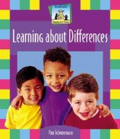 Learning About Differences