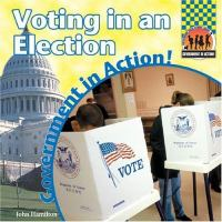 Voting in An Election