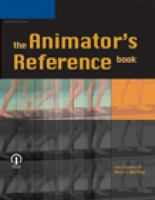 The Animator's Reference Book