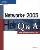 Network+ 2005 Q & A