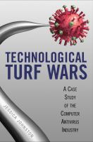 Technological Turf Wars