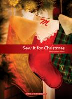 Sew It for Christmas