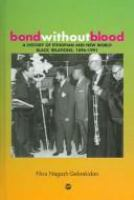 Bond Without Blood
